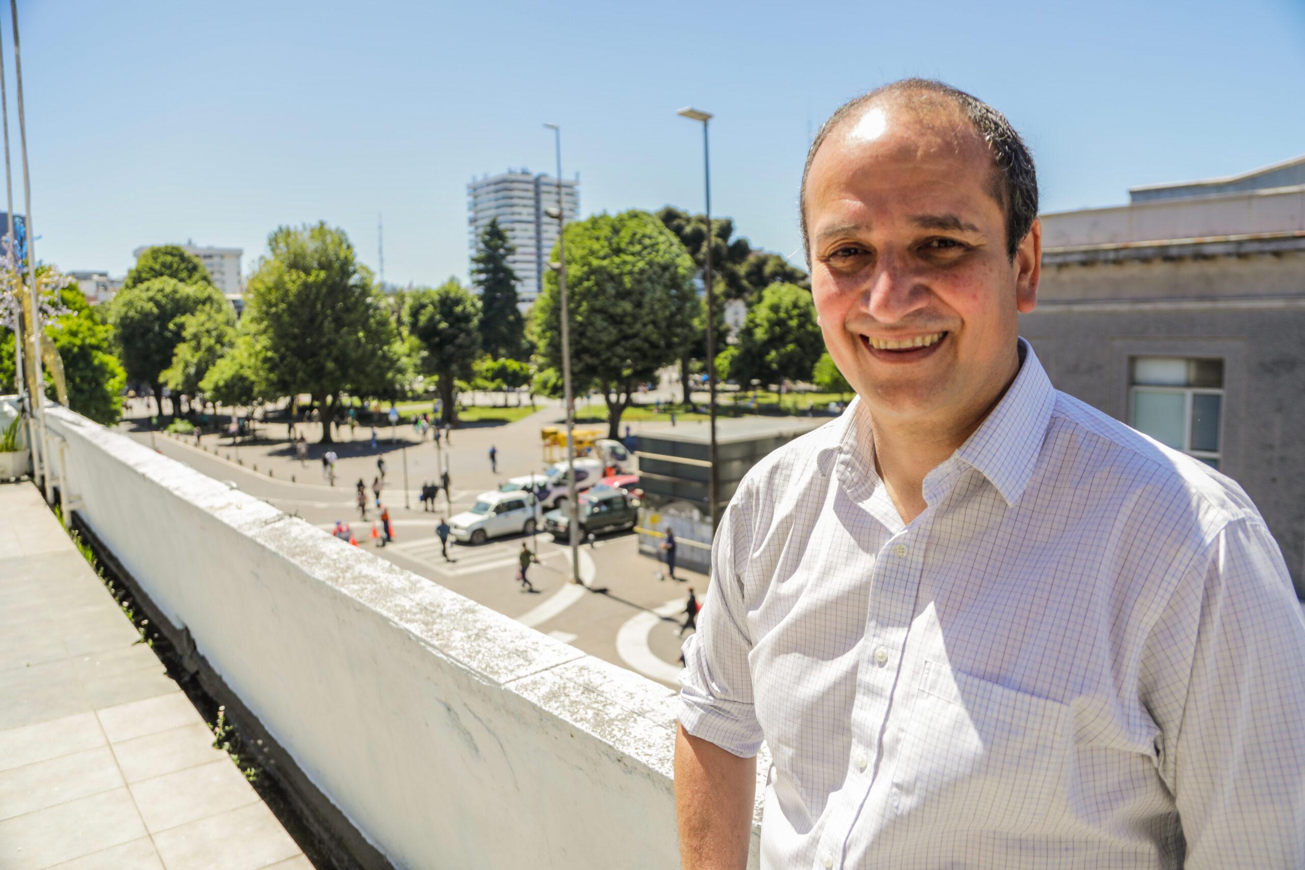 Rodrigo Díaz se posiciona como la mejor opción para ser gobernador regional según Estudio de la FACEA UDEC